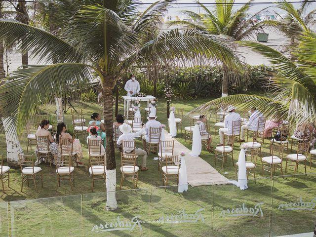 El matrimonio de Oscar y Yesica en Cartagena, Bolívar 5