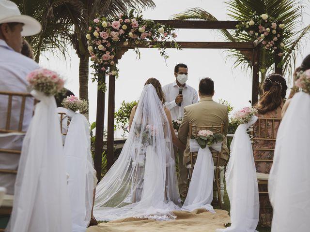 El matrimonio de Oscar y Yesica en Cartagena, Bolívar 6