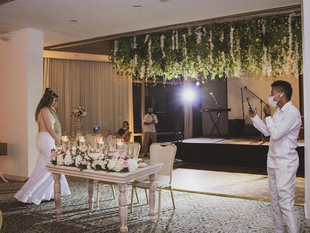 El matrimonio de Oscar y Yesica en Cartagena, Bolívar 7