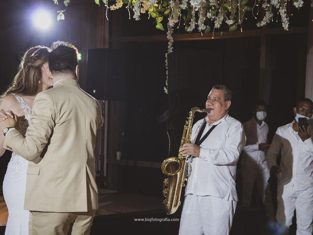 El matrimonio de Oscar y Yesica en Cartagena, Bolívar 9