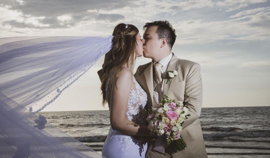El matrimonio de Oscar y Yesica en Cartagena, Bolívar