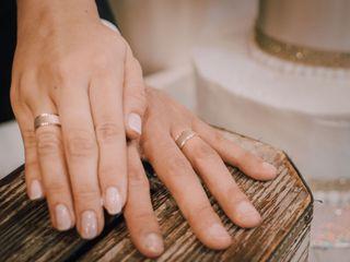 El matrimonio de Tannya y German 2