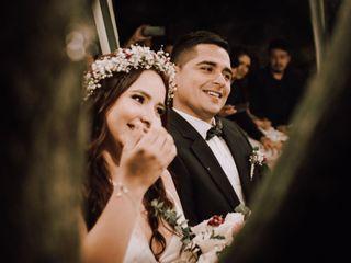 El matrimonio de Tannya y German
