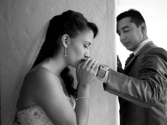 El matrimonio de Jorge y Natalia