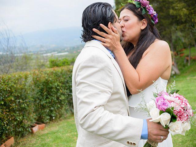 El matrimonio de Nicolas y Angela en Villa de Leyva, Boyacá 19