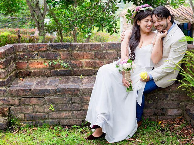 El matrimonio de Nicolas y Angela en Villa de Leyva, Boyacá 22