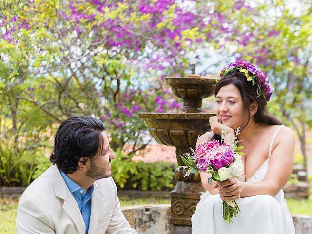 El matrimonio de Nicolas y Angela en Villa de Leyva, Boyacá 24