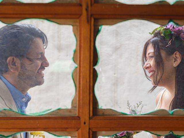 El matrimonio de Nicolas y Angela en Villa de Leyva, Boyacá 25