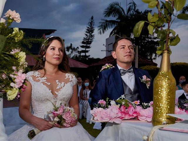 El matrimonio de Diana y Leo en Pereira, Risaralda 31