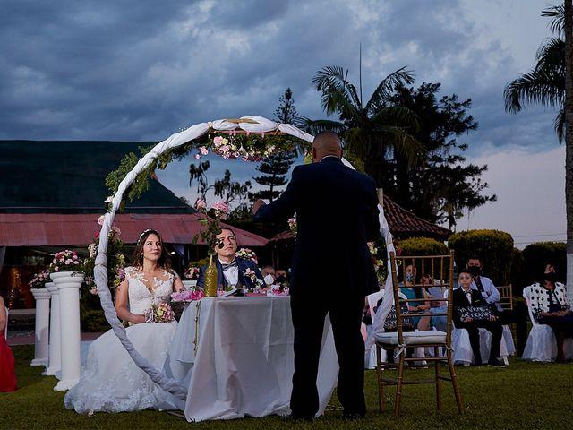 El matrimonio de Diana y Leo en Pereira, Risaralda 34