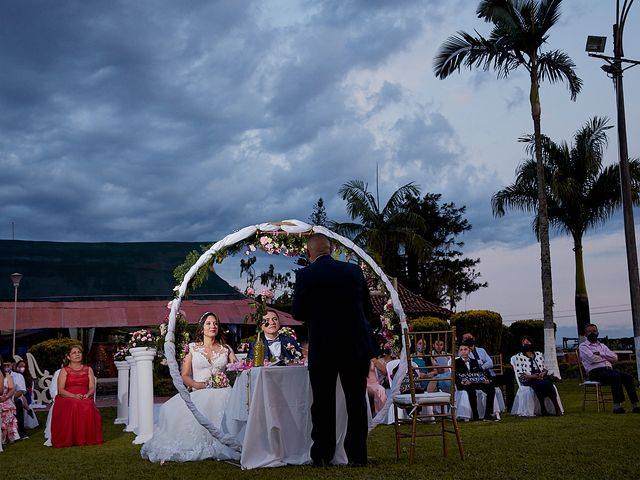 El matrimonio de Diana y Leo en Pereira, Risaralda 35