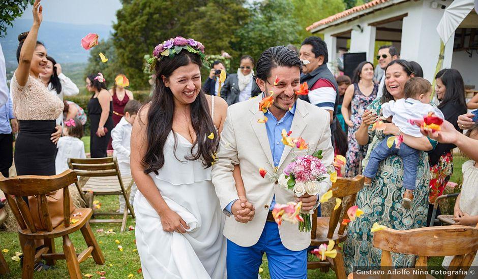 El matrimonio de Nicolas y Angela en Villa de Leyva, Boyacá