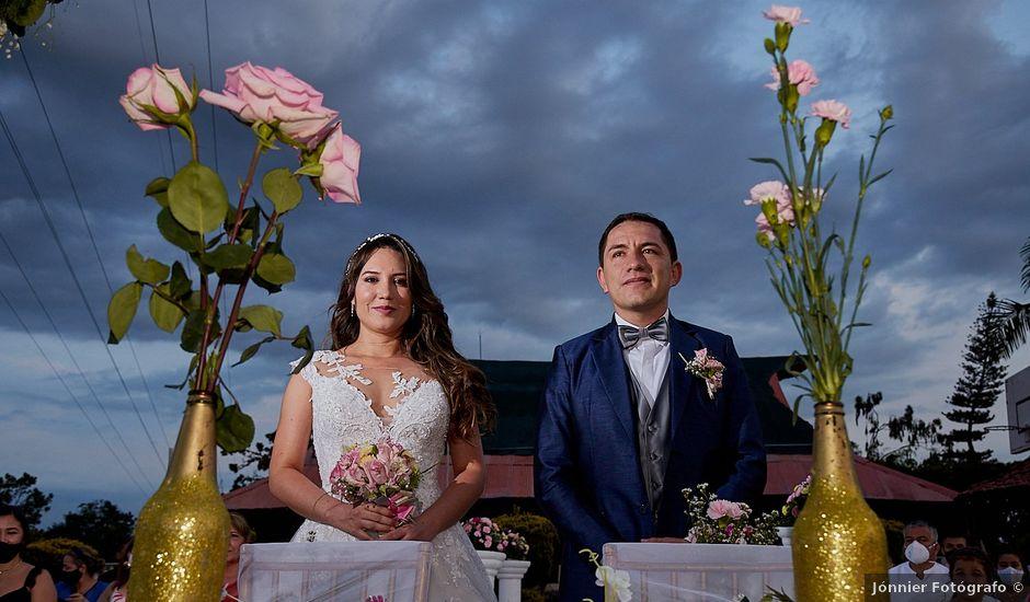 El matrimonio de Diana y Leo en Pereira, Risaralda