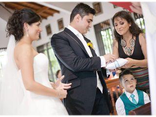 El matrimonio de Juan Camilo y Natalia 3