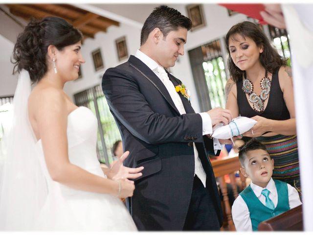 El matrimonio de Natalia y Juan Camilo en Armenia, Quindío 4