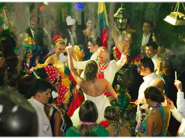El matrimonio de Natalia y Juan Camilo en Armenia, Quindío 13