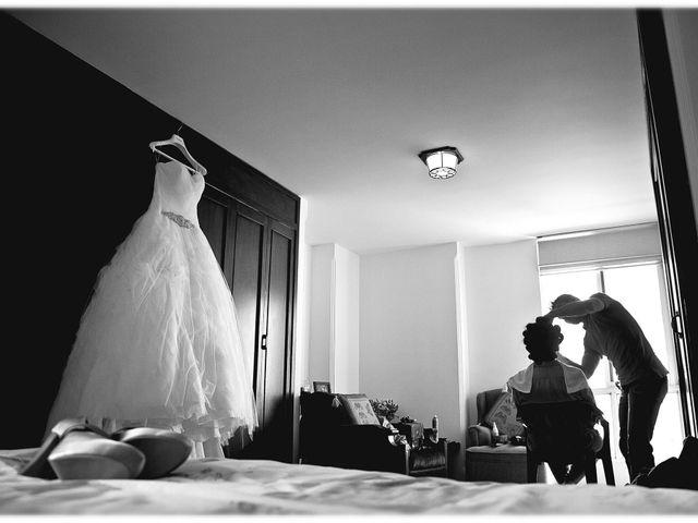 El matrimonio de Natalia y Juan Camilo en Armenia, Quindío 1