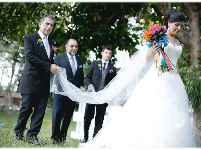 El matrimonio de Natalia y Juan Camilo en Armenia, Quindío 36