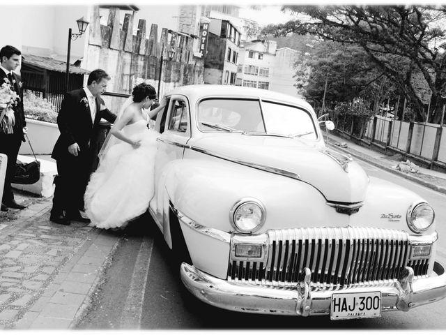 El matrimonio de Natalia y Juan Camilo en Armenia, Quindío 45