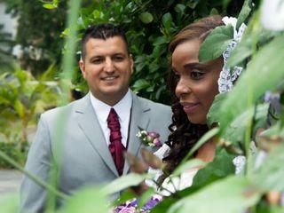 El matrimonio de Dayani y Edwin