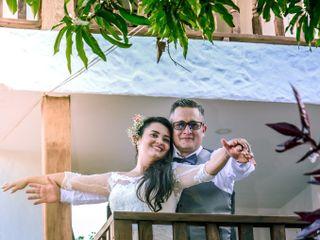El matrimonio de Paola y Henry
