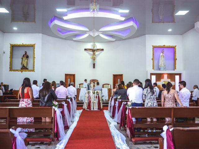 El matrimonio de Henry y Paola en Moniquirá, Boyacá 6