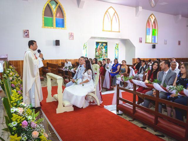 El matrimonio de Henry y Paola en Moniquirá, Boyacá 14