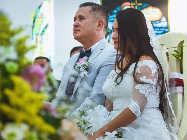 El matrimonio de Henry y Paola en Moniquirá, Boyacá 15