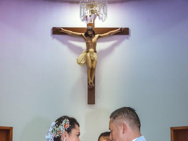 El matrimonio de Henry y Paola en Moniquirá, Boyacá 16
