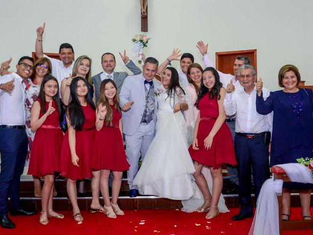 El matrimonio de Henry y Paola en Moniquirá, Boyacá 21