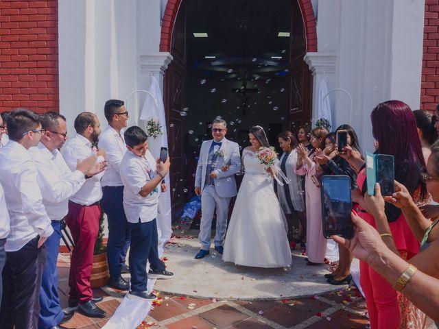 El matrimonio de Henry y Paola en Moniquirá, Boyacá 22