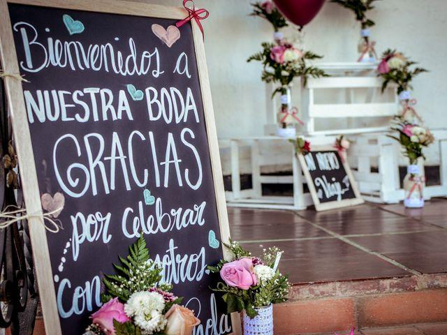El matrimonio de Henry y Paola en Moniquirá, Boyacá 28
