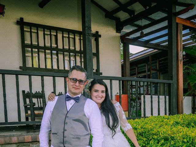 El matrimonio de Henry y Paola en Moniquirá, Boyacá 35