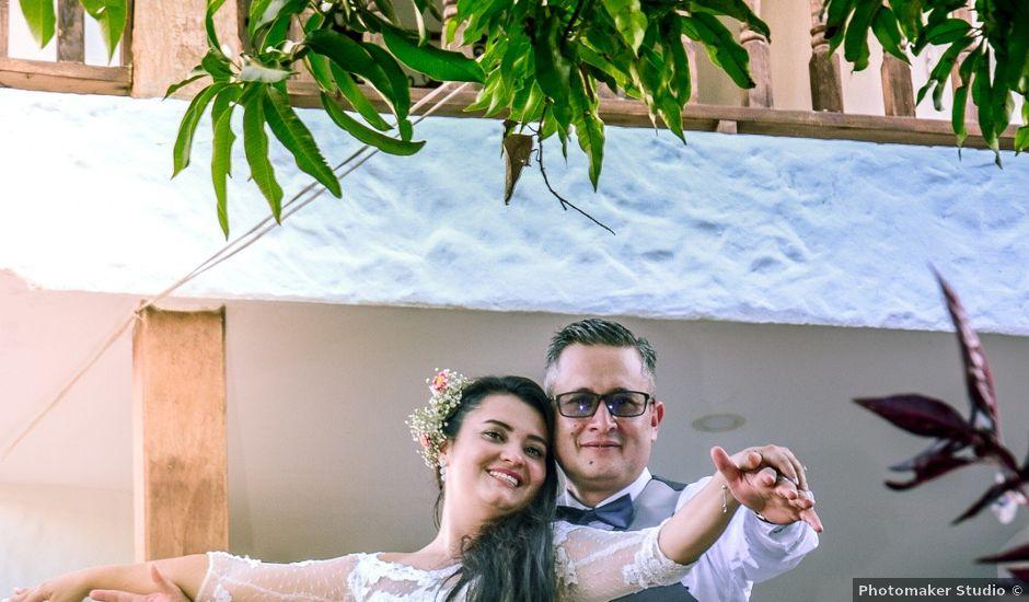 El matrimonio de Henry y Paola en Moniquirá, Boyacá