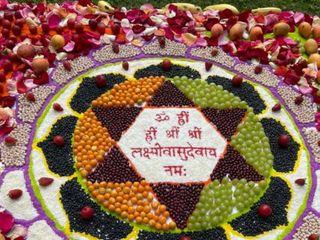 El matrimonio de Radha Madhava y Kali Yuga Pavana 3