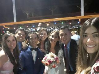 El matrimonio de Jessica  y Daniel  3