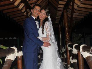 El matrimonio de Jessica  y Daniel