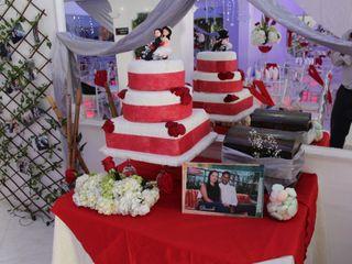 El matrimonio de Daniela  y Estiven 3