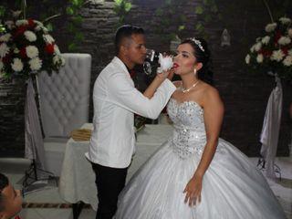 El matrimonio de Daniela  y Estiven