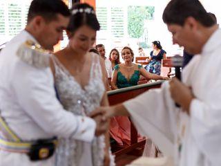 El matrimonio de Maria de las Estrellas y Camilo 3
