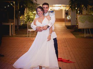 El matrimonio de Maria de las Estrellas y Camilo