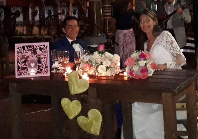 El matrimonio de Daniel  y Jessica  en Supía, Caldas 9
