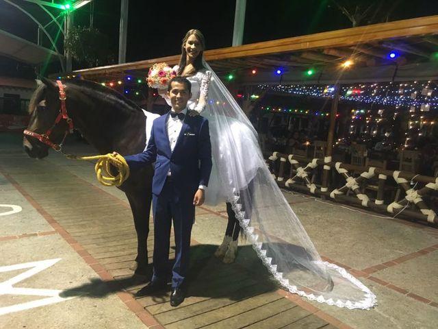 El matrimonio de Daniel  y Jessica  en Supía, Caldas 20