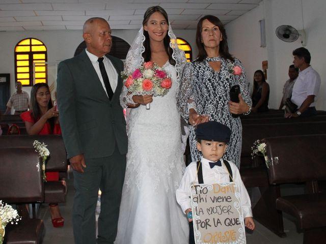 El matrimonio de Daniel  y Jessica  en Supía, Caldas 37