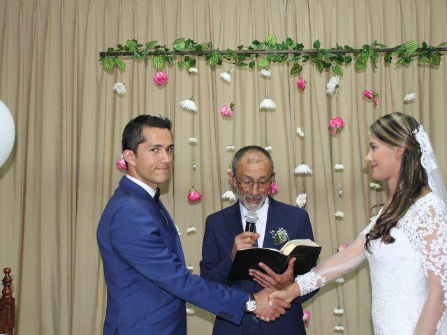 El matrimonio de Daniel  y Jessica  en Supía, Caldas 46