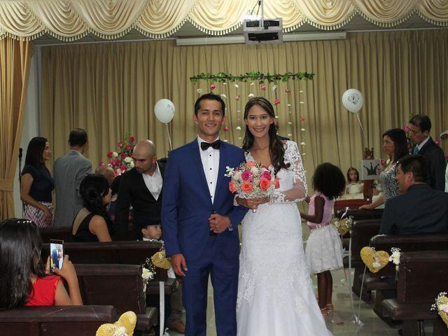 El matrimonio de Daniel  y Jessica  en Supía, Caldas 51