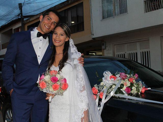 El matrimonio de Daniel  y Jessica  en Supía, Caldas 55