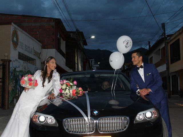 El matrimonio de Daniel  y Jessica  en Supía, Caldas 56
