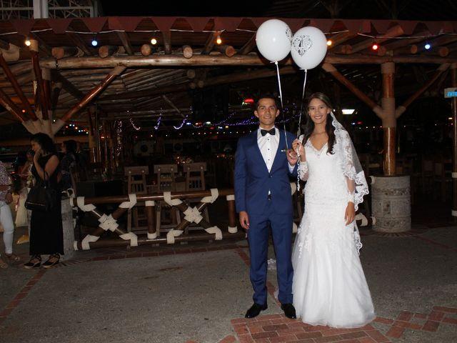 El matrimonio de Daniel  y Jessica  en Supía, Caldas 2
