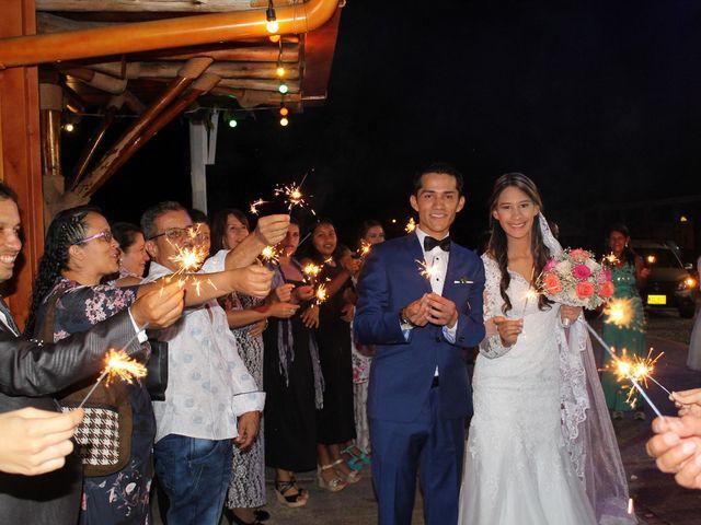 El matrimonio de Daniel  y Jessica  en Supía, Caldas 62